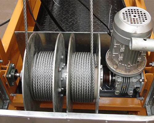 电动吊篮绳